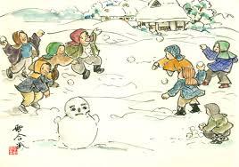 「雪合戦」の画像検索結果