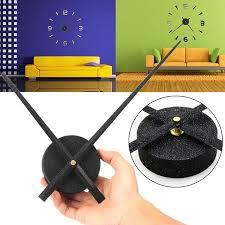 Quartz Wall <b>Clock Movement</b> Mechanism <b>DIY</b> Repair Tool Replace ...