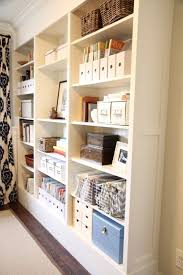 one more example of a great billy floor to ceiling design awesome home office ideas ikea 3