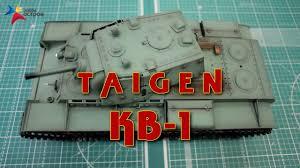 Р/У <b>танк Taigen</b> Russia KV-1 HC 1:16 2.4G TG3878-1HC обзор ...