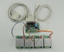 <b>CNC Router 4</b> Axis Kit,<b>mach3</b> TB6600 <b>4</b> Axis 0 4.5A Stepper Motor ...