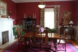 dutch colonial dining room the atkins house lake junaluska houses for rent in lake junaluska nort