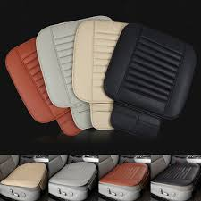 3D <b>Universal</b> PU Leather <b>Car Seat Cover</b> Breathable Pad Mat for ...