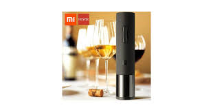 <b>Huohou Wine Electric</b> Bottle Opener from Xiaomi youpin- Black China