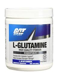Shop GAT <b>L</b>-<b>Glutamine High Quality</b> Essential <b>Powder</b> online in ...