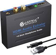 HDMI Audio Extractor - Amazon.ca