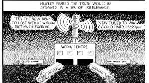 orwell vs huxley be they both got it right