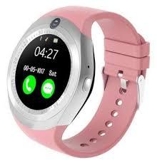 Купить <b>Умные часы ZDK</b> Y1S розовый по низкой цене с ...