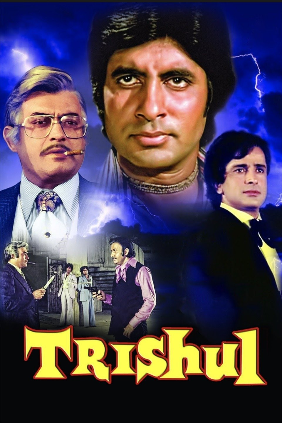 Download Trishul 1978 Hindi 480p | 720p