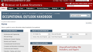 the occupational outlook handbook is now available the 2014 15 occupational outlook handbook is now available