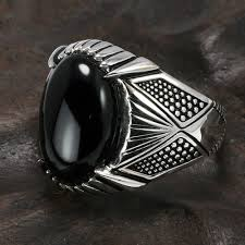 Guaranteed 925 Sterling Silver <b>Rings</b> Antique <b>Turkey Ring</b> For Men ...