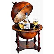 <b>Tabletop Globe Bar</b> with 4 Legs | Globe bar, Dining room bar ...