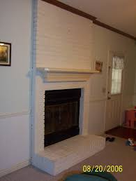 bathroom cost red brick fireplace