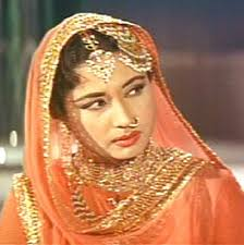 Meena Kumari in Pakeezah - 1
