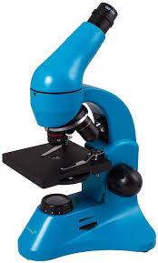 <b>Микроскоп Levenhuk Rainbow 50L</b> PLUS AzureЛазурь по цене 11 ...