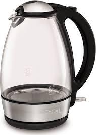 Купить <b>электрический чайник Tefal</b> Glass <b>KI720830</b>, Металл ...