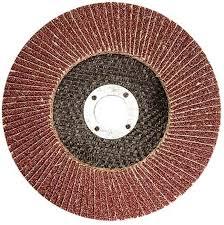 <b>Круг лепестковый торцевой Matrix</b>, P 100, 125 х 22,2 мм