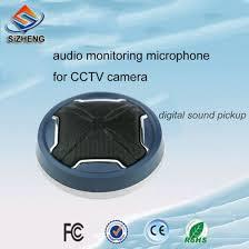 <b>Sizheng Cott</b>-S9 Audio Pick up Mini CCTV Microphone -36dB ...