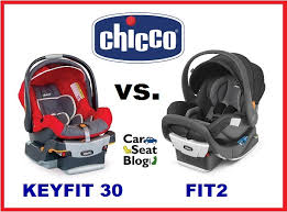<b>Chicco KeyFit</b> 30 vs. Chicco Fit2 Carseat Comparison – CarseatBlog