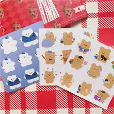 80 <b>Sheets</b> Kawaii Ins Cloud Smile Face Series Memo Pad Paper ...