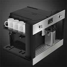 <b>Встраиваемая</b> автоматическая кофемашина <b>Smeg</b> CMS4303X ...