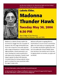 Image result for madonna thunderhawk robinson