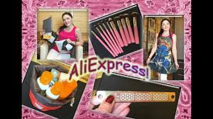 5 посылок из Китая AliExpress!Фартуки,кисти,купальник ...