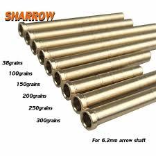 """New <b>6 pcs</b> 16"""" /17"""" /18""""/ 20""""/ 22"""" Crossbow Arrows <b>Mix Carbon</b> Steel ..."""