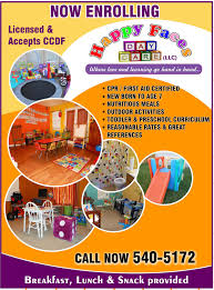 9 best images of home daycare flyers templates home child care child care center flyer