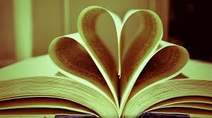 Image result for book with heart images