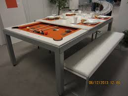 slices dices fusion dining pool table
