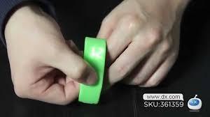 "Multifunctional 1"" LED USB <b>Smart Bracelet</b> Watch w/ 3D <b>Pedometer</b> ..."