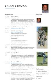 military police resume samples military resume example