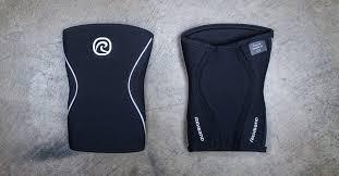 Rehband Rx <b>Knee Sleeve</b> - <b>7mm</b> - Black | Rogue Fitness
