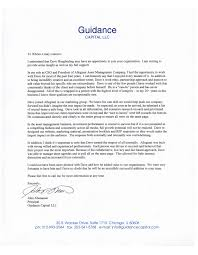 how to conclude a recommendation letter recommendation letter  how