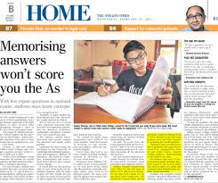 home pass distinction com 25 02 sean chua on strait times condensed highlight