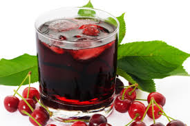 Image result for tart cherry juice