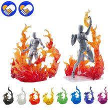 <b>Tamashii Flame Impact Effect</b> Model Kamen Rider Figma SHF ...