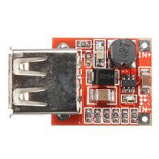 <b>2PCS 3V to 5V</b> 1A USB Charger for Phone DC-DC Converter Step ...