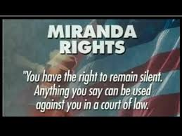 「Miranda v. Arizona」の画像検索結果