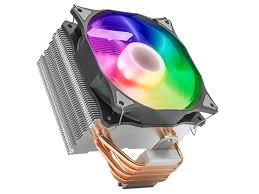 <b>Reeven E12 RGB</b>: универсальный CPU-<b>кулер</b> с подсветкой