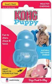 <b>Kong</b> Puppy <b>игрушка</b> для щенков классик купить по выгодной ...