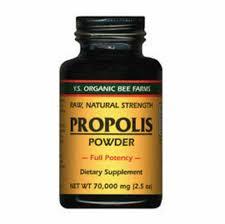 YS Eco Bee Farms <b>Propolis Powder</b> 70000 <b>MG</b> - 2.5 Oz for sale ...
