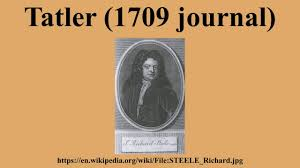 tatler 1709 journal tatler 1709 journal