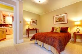 colours for a bedroom: shades of yellow were the second best colour for a longer sleep yellow is associated with peace and happiness and creates a joyful ambiance in your