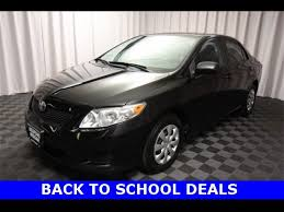 Used 2010 Toyota Corolla LE for sale in Bedford, OH 44146: Sedan ...