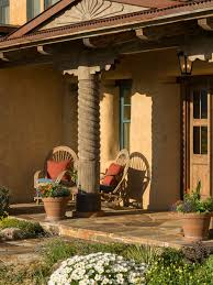 new mexico home decor: saveemail ecaeccf  w h b p southwestern porch