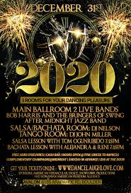 <b>New Years Eve Dance</b> Party – Swing, Salsa, Tango, & More