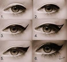 cat eye steps