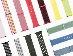 <b>New</b> Apple <b>Watch bands</b> sport 'vibrant colors' for spring <b>2018</b>